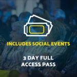 Tourism Innovators Conference Ticket (Including Social Events)