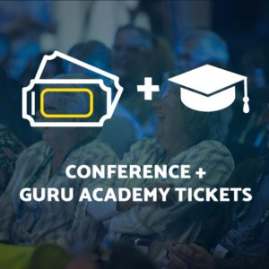Conference + Guru Academy Tickets