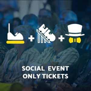 Social Event Only Tickets